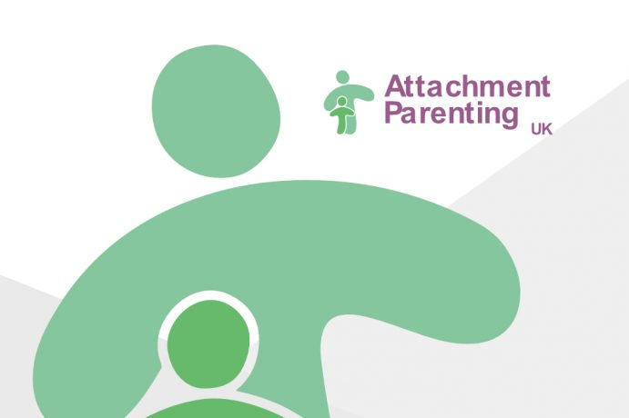 Attachment Parenting Cover Image designed by Orangedrop