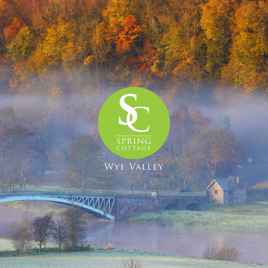 Spring Cottage Wye Valley - Website Design by Orangedrop Newport